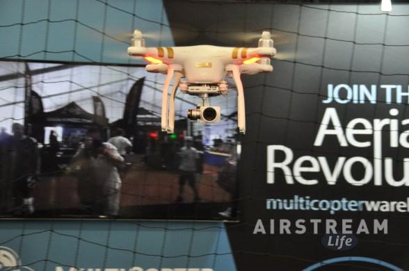 OSH drone camera