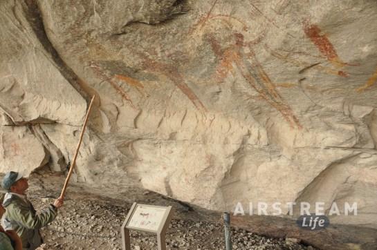 Seminole Canyon petroglyphs