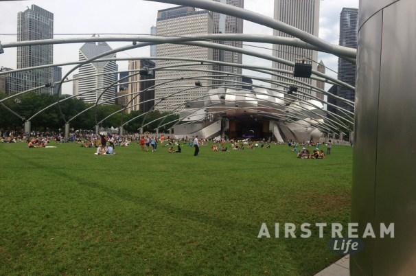 Chicago Millenium eclipse