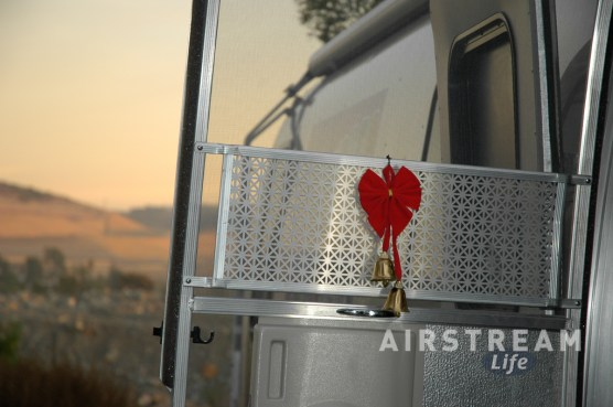 Airstream Christmas 2005