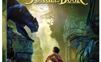 Disney's The Jungle Book on DVD and Blu-Ray