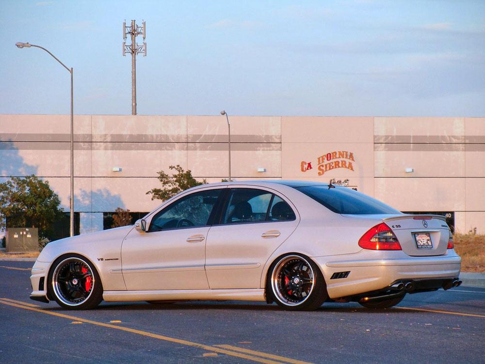 2003 mercedes benz e55 amg 2 mbworld for Mercedes benz e55 amg