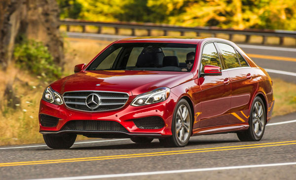 MERCEDES-BENZ USA 2014 E250 BLUETEC