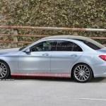 2015 Mercedes-Benz C-Class Spy Shot (19)