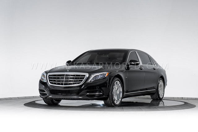 Armored S600 2