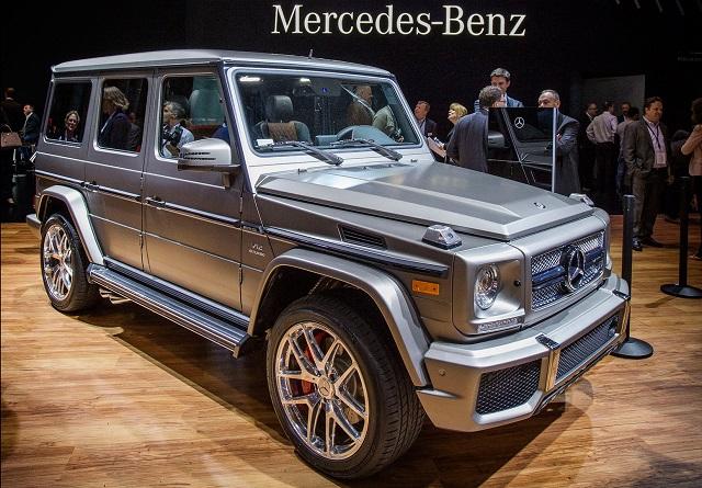 Mercedes-AMG G65 1