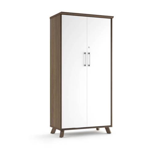 Medium Crop Of Bookcase With Doors