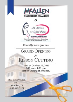 Small Of Grand Opening Invitation