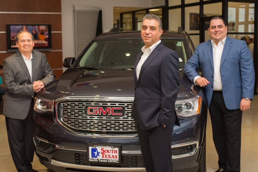 SOUTH TEXAS   BUICK     GMC NOT THE BIGGEST  JUST THE BEST    McAllen     SOUTH TEXAS   BUICK     GMC NOT THE BIGGEST  JUST THE BEST    McAllen Chamber  of Commerce