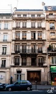 145, rue la Fayette : vue générale