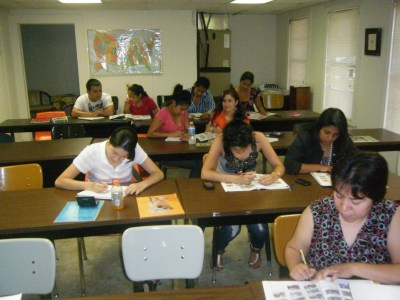 Welcome to the ESL/GED Class at Greater New Light Baptist Church | MCC ADULT EDUCATION PROGRAMS