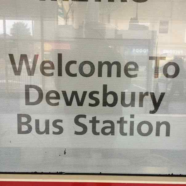 Shooting DESTINATION: DEWSBURY