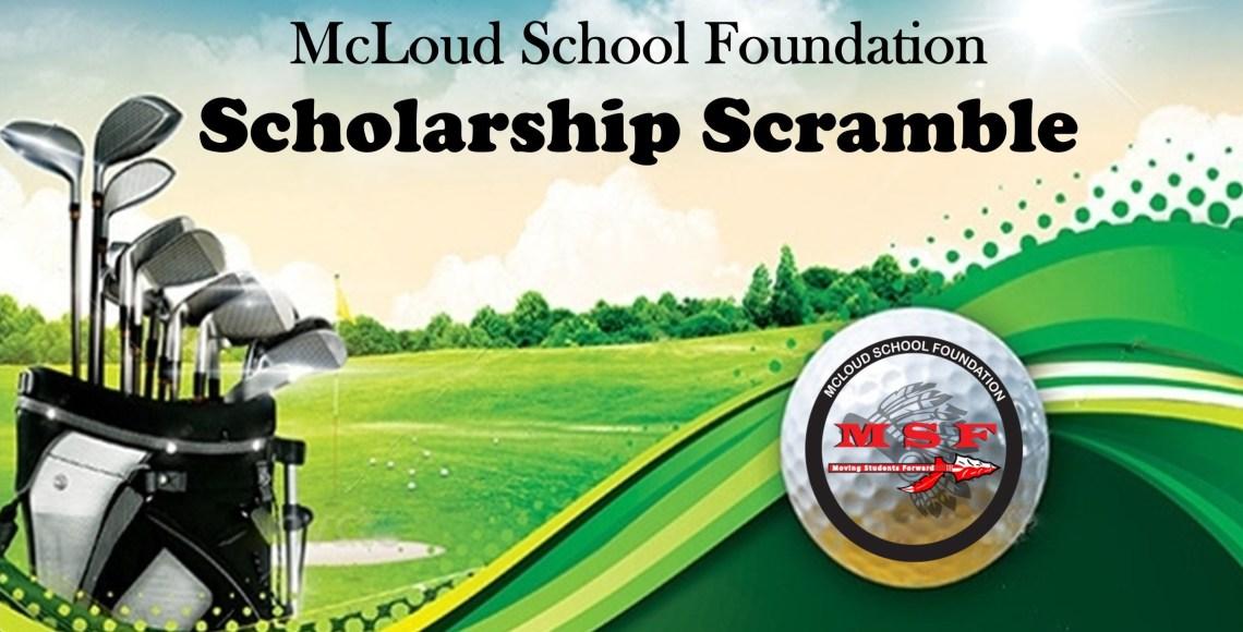 2020 Golf Scramble Digital Flyer