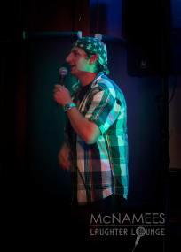 Stephen Kelly Hardy Bucks - Entertaining McNamees Laughter Lounge