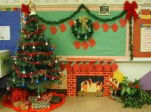 Classrooms need to un-deck the halls
