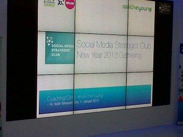 Social Media Strategist Club