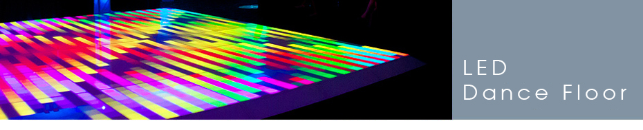 LED Dance Floor Photo Gallery