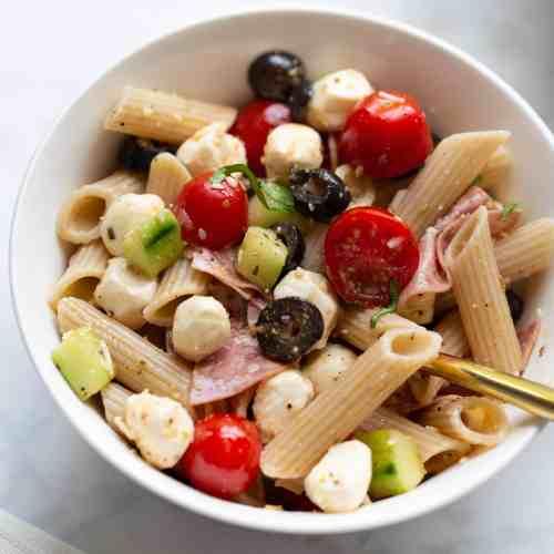 Medium Of Penne Pasta Salad