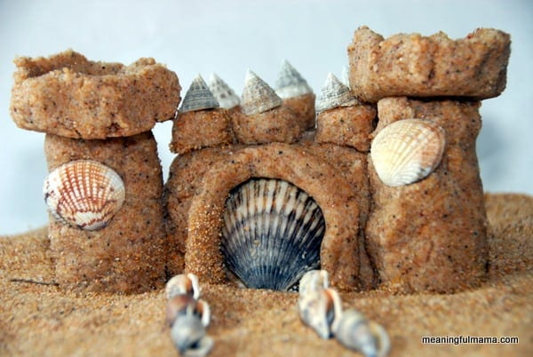 Sand Castles that will Last
