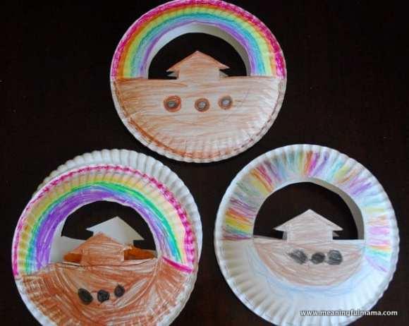 1-#noah's ark #craft #teaching #submissiveness kids-034