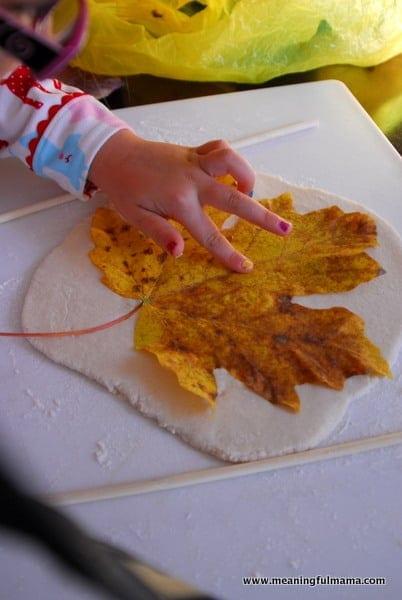 1-#leaf bowl #craft #salt dough #kids-016