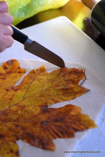 1-#leaf bowl #craft #salt dough #kids-018