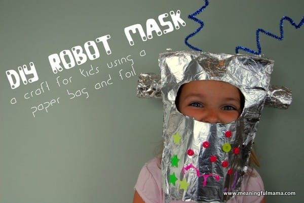 1-#robot mask #diy #crafts for kids-075