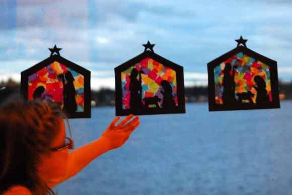 1-#nativty #craft #christmas craft #preschool-019