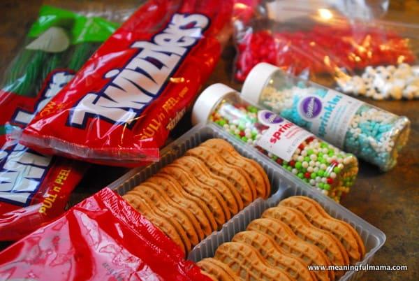1-#nutter butter #Christmas #treats #food #cookies #santa #reindeer #snowman-002