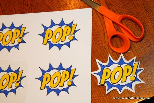 1-#superhero birthday party #ideas #3 year old-022