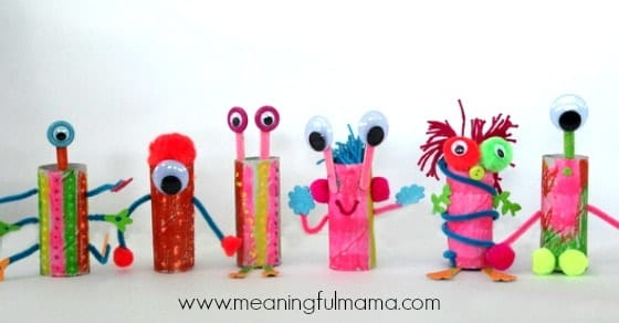 final toilet paper roll aliens craft