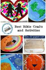 Best Bible Crafts and Activities