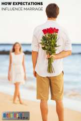 how expectation influence marriage