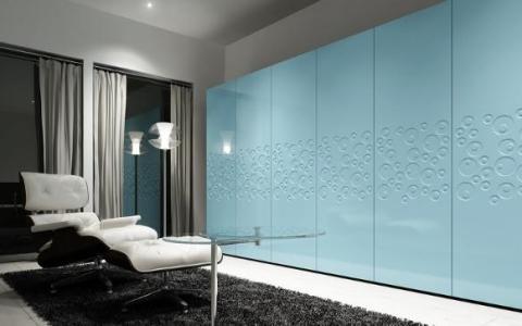 3D Wardrobe doors