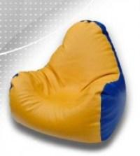 Бескаркасное кресло мешок груша XXL