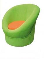 Мини кресло Baggi Строитель зеленое