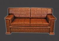Кожаный мягкий диван Таурус
