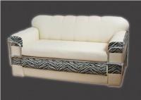 Кожаный мягкий диван Ральф