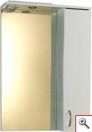 Зеркало для ванной Рея ШНЗ1-60