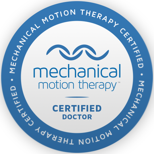 Mechanical Motion Therapy revolution