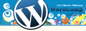 WordCamp Ireland logo