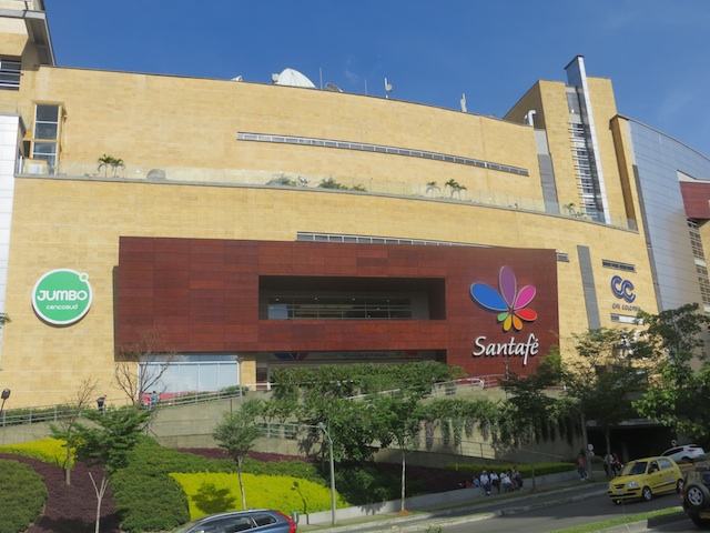 Santafé mall
