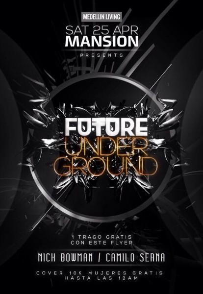 Mansion - Future Underground