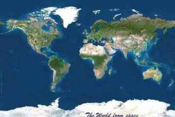 world_satellite