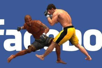 FACEBOOK-fight