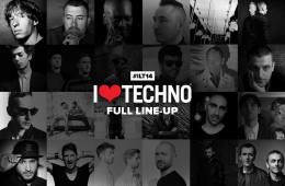 I LOVE TECHNO 2014 cierra su Line Up