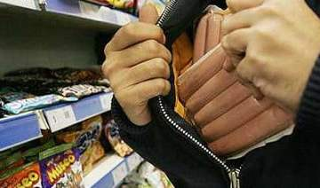 Robos en los supermercados P