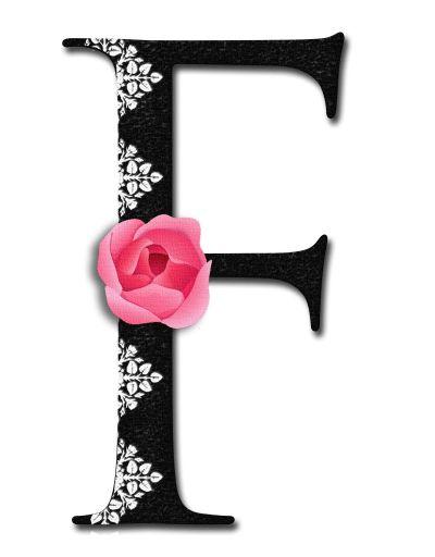 Letter j, Letters and Roses on Pinterest