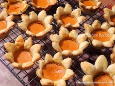 Mini Pumpkin Pie... | Walking on Sunshine - Featured at the #HomeMattersParty 56