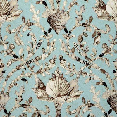 Scalamandre Seashell Baroque Wallpaper | ŸŸŸŸŸ WALLPAPER ŸŸŸŸŸ | Pi…